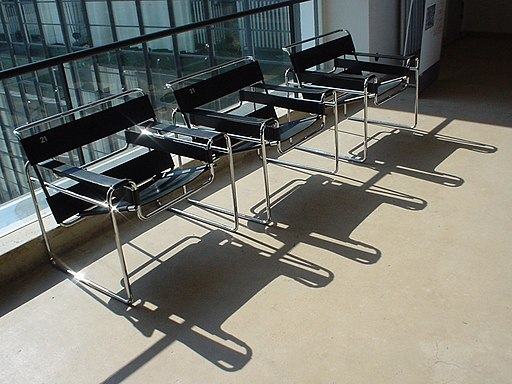 Bauhaus 3 Chair