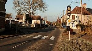 Bazoches-au-Houlme - Image: Bazoches au Houlme