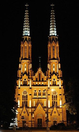 St. Florian's Cathedral - Image: Bazylika Katedralna Sw Floriana