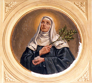 Veronica of Milan Italian saint