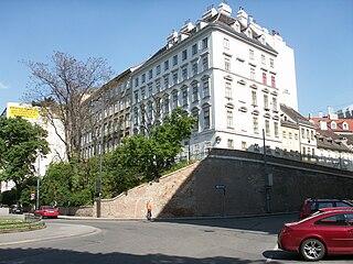 Pasqualati House former house of Ludwig van Beethoven
