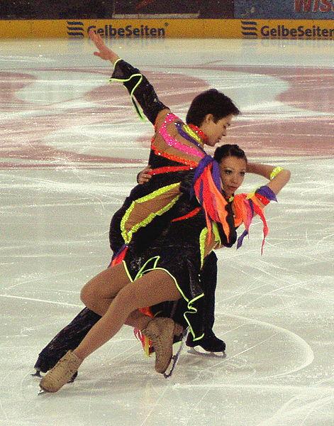 Glavna internacionalna takmičenja većinom organizuje lično ISU. U