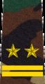 Belarus MIA—05 Lieutenant Colonel rank insignia (Camouflage).png