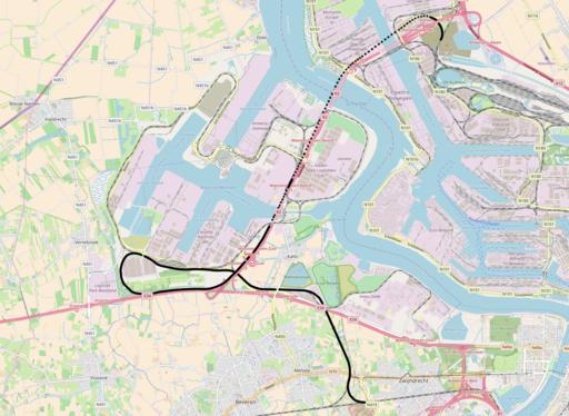 Belgian Railway Line 10