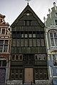 Belgium wooden house Mechelen (13575512023).jpg