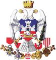 Belgrade coat of arms complete.png