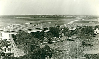 Youth village - Ben Shemen youth village, 1920s-1930s