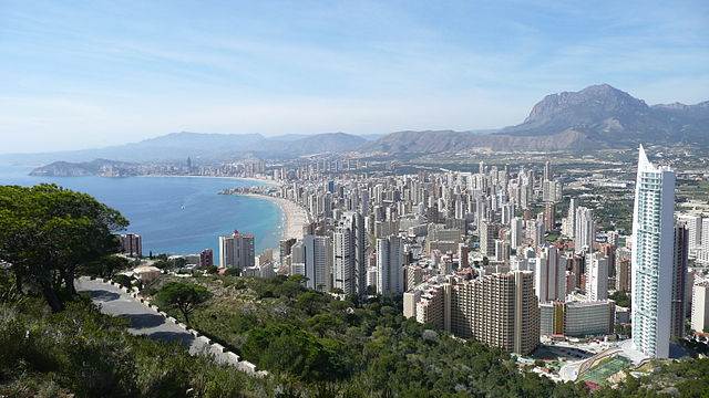 "The ""Manhattan of Spain"", the magnificent Benidorm"