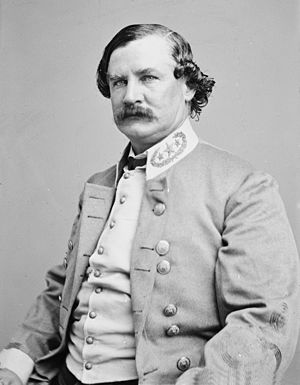 Franklin–Nashville Campaign - Image: Benjamin F. Cheatham