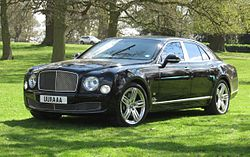 Bentley Mulsanne registered May 2012 6752cc.JPG