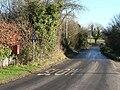 Bere Regis, postbox № BH20 99, Roke Farm - geograph.org.uk - 1072157.jpg