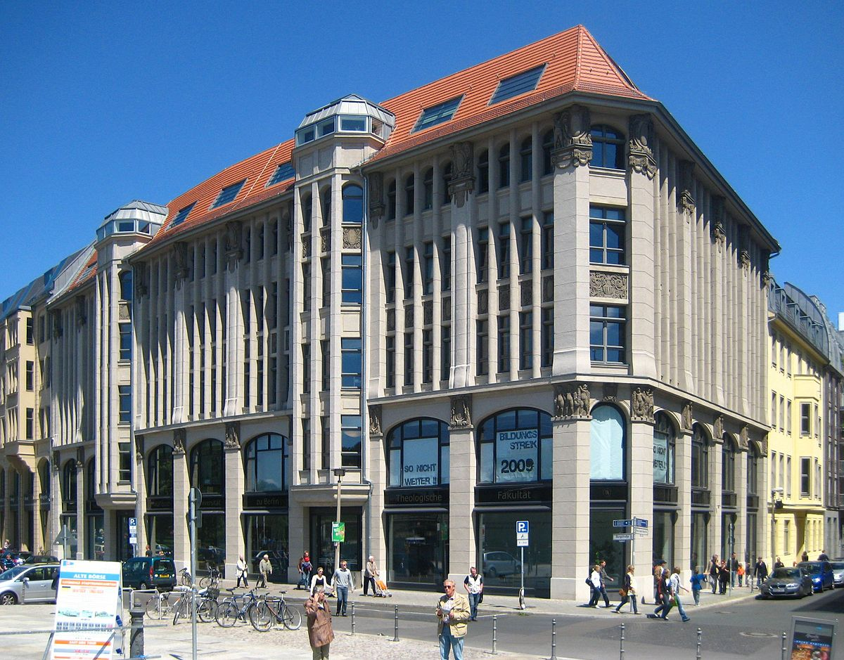 Burgstraße Berlin