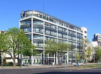 Scientology in Germany - The Scientology headquarters in Berlin