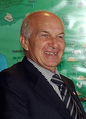 Fausto Bertinotti - Fausto Bertinotti in 2007.