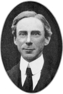Analogy coined by Bertrand Russell