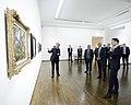 Besuch der deutschsprachigen Finanzminister im Leopold Museum (50264423862).jpg