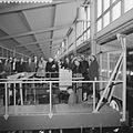 Bezoek aan het Nederlands Scheepsbouwkundig proefstation te Wageningen, rondgang door het - Nationaal Archief - 911-1111.jpg