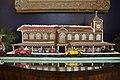 Biden Amtrak gingerbread house at the White House in 2015.jpg