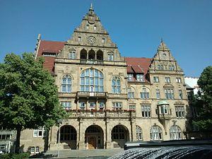Bielefeld - Bielefeld City
