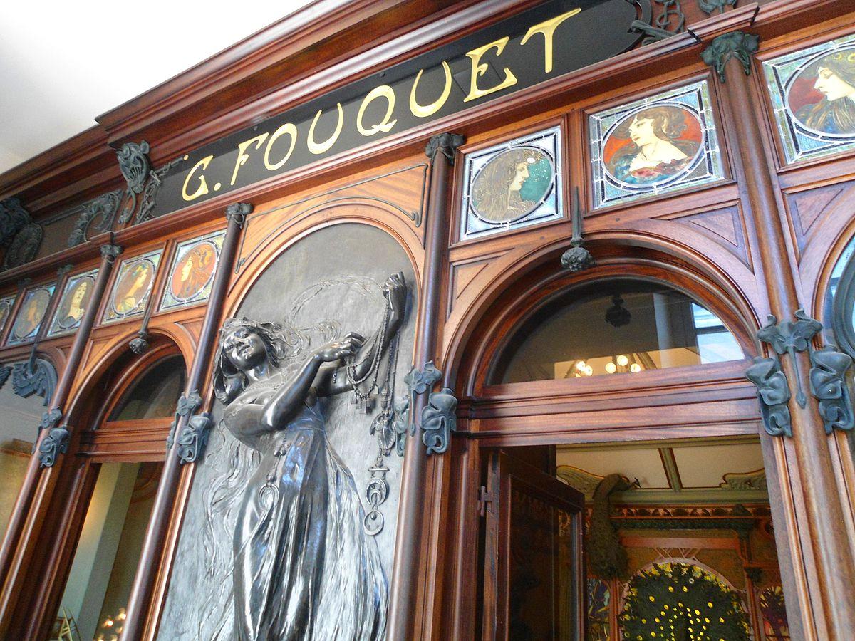 Bien connu Bijouterie Fouquet — Wikipédia WB15