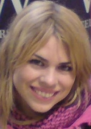 Laurence Fox - Fox's wife Billie Piper in October 2006