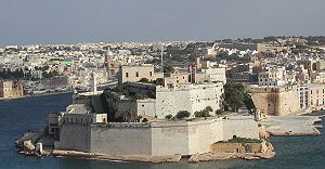 Great Siege of Malta - Fort St. Angelo