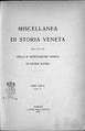 Bistort - Magistrato alle pompe nella Republica di Venezia, 1912 - 1022171.tif