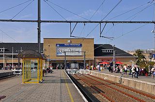Blankenberge railway station railway station in Belgium