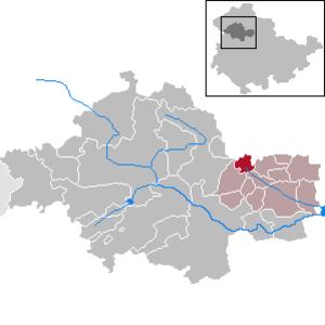 Blankenburg, Unstrut-Hainich-Kreis - Image: Blankenburg in UH