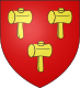 Coat of arms of Mailly-sur-Seille