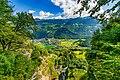 Blick auf Meiringen BE - Reichenbachfälle.jpg