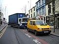 Blocked - High Street, Omagh - geograph.org.uk - 346115.jpg
