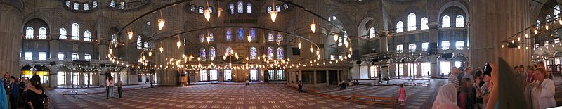 Fail:Blue mosque interior panorama.jpg