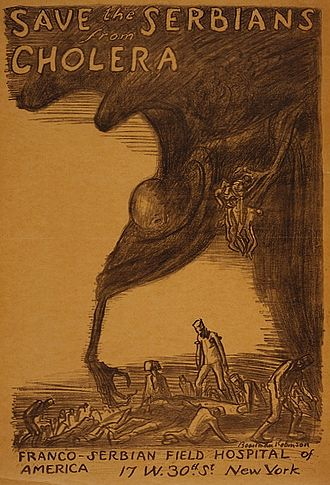 Boardman Robinson - Image: Boardman Robinson WWI poster 2