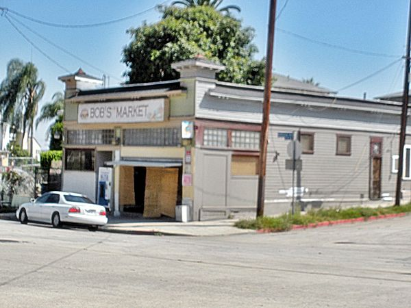 List of los angeles historic cultural monuments in silver for Bob s fish market