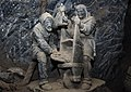 Bochnia Salt Mine miners sculptures.jpg