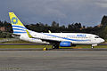 Boeing 737-700 Aires Colombia en Rionegro (6156470800).jpg