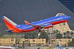 Boeing 737-7H4(w) 'N705SW' Southwest (28795171302).jpg