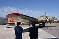 Boeing B-17G-85-DL Flying Fortress Nine-O-Nine Landing Taxi 36 CFatKAM 09Feb2011 (14797237709).jpg