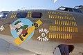 Boeing B-17G-85-DL Flying Fortress Nine-O-Nine NoseArt CFatKAM 09Feb2011 (14797233589).jpg