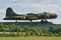 Boeing B-17G Flying Fortress '124485 - DF-A' (G-BEDF) (14423153306).jpg