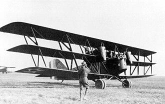 Boeing GA-1 - Engineering Division/Boeing GA-1