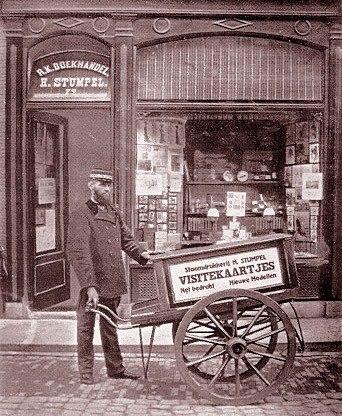 Boekhandel Stumpel