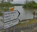 Boisgibault road sign.png