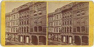 The Boston Journal - Image: Boston Journal Office (Boston Public Library)