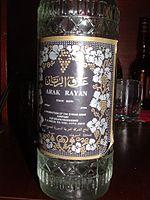 https://upload.wikimedia.org/wikipedia/commons/thumb/a/a6/Bottle_of_Arak_Rayan.jpg/150px-Bottle_of_Arak_Rayan.jpg