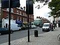 Bottom end of Ebury Street - geograph.org.uk - 2047017.jpg