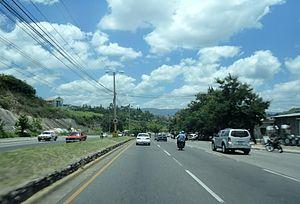Boulevard Fuerzas Armadas Tegus