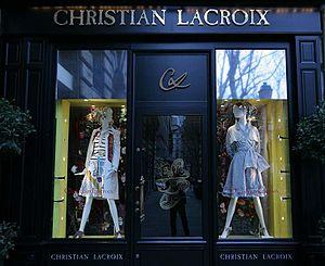 Boutique - A fashion design boutique by Christian Lacroix