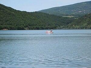 Sokobanjska Moravica - Lake Bovan